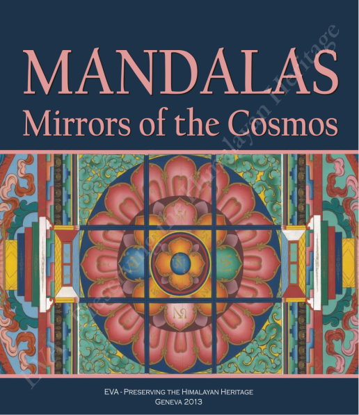 Mandalas-Mirrors to the Cosmos